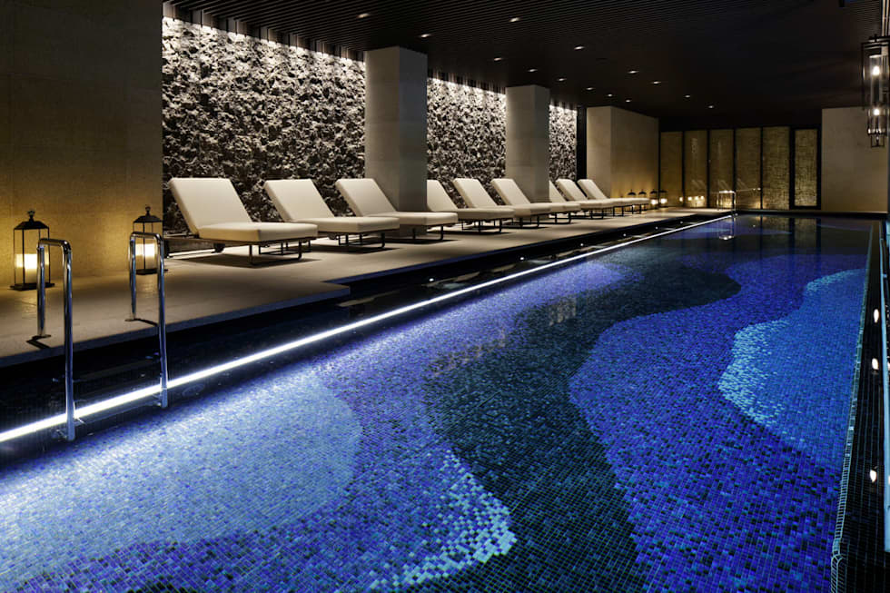 Swimming Pool: WORKTECHT CORPORATIONが手掛けたホテルです。