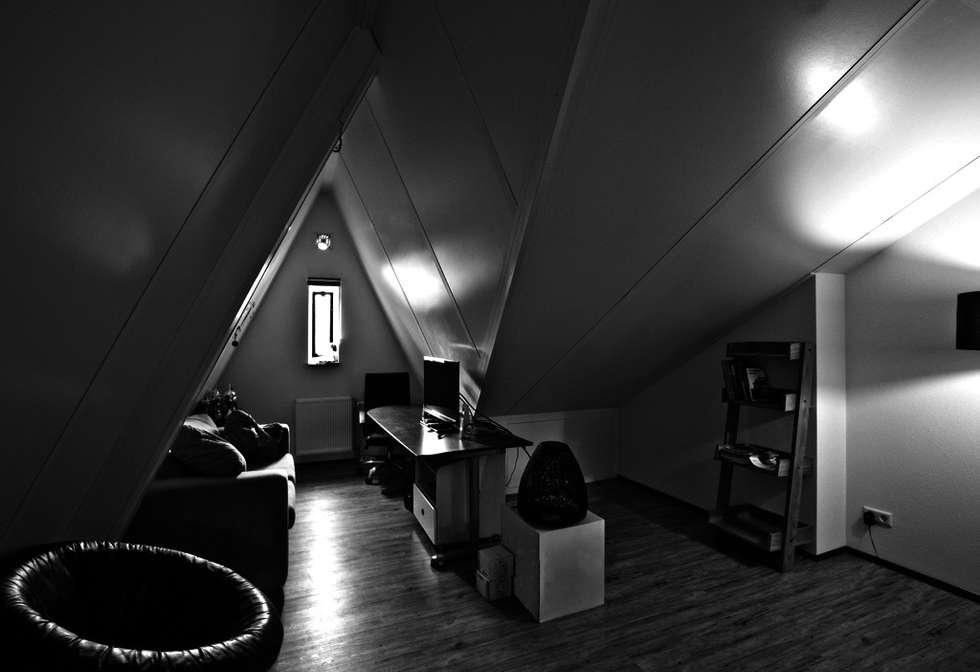 Gezinshuis De Glind: moderne Kinderkamer door Archivice Architektenburo
