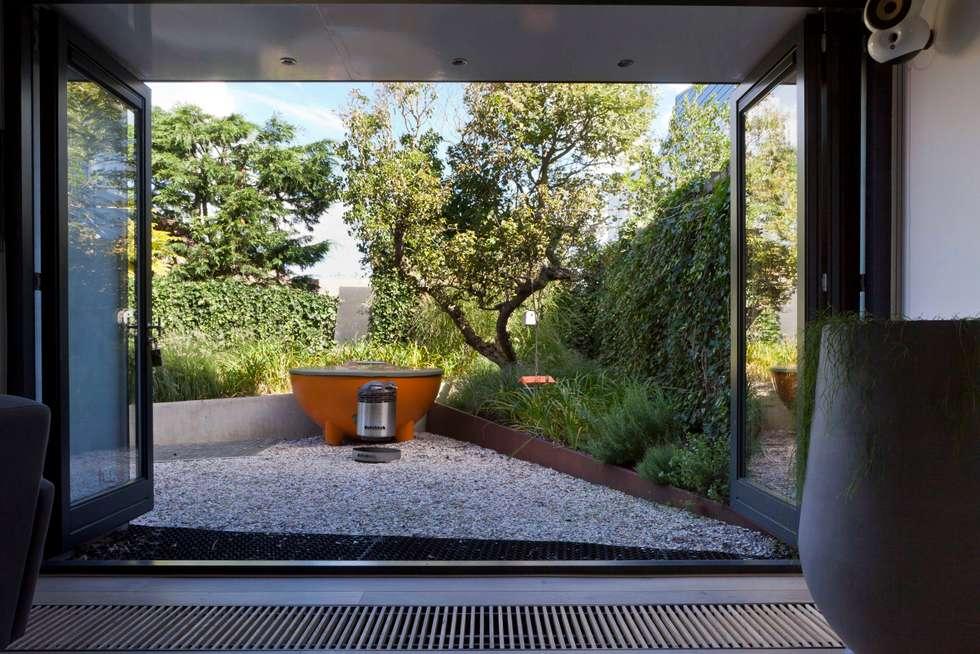 Andrew van egmond ontwerp van tuin en landschap modern tarz
