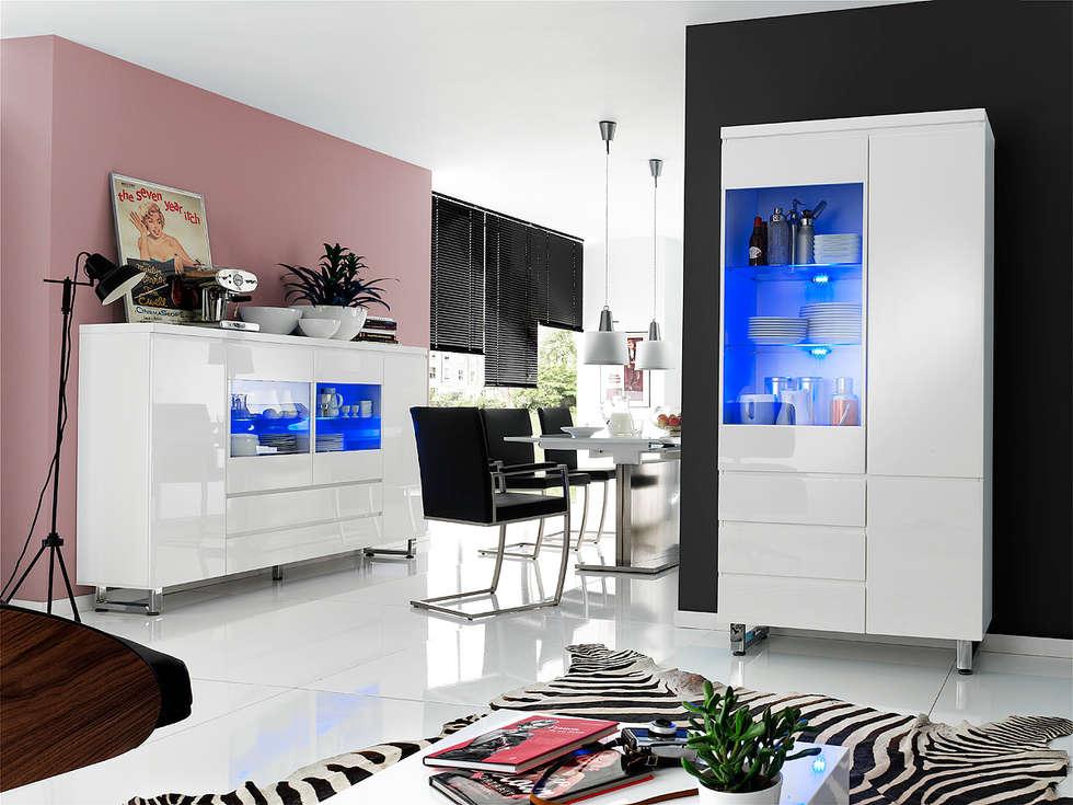 Meble SYNDY: styl , w kategorii Salon zaprojektowany przez mebel4u