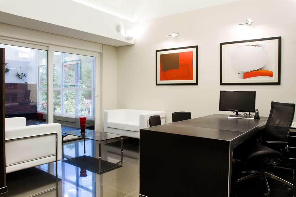 Edifício Sede da Carmo Advogados: Edifícios comerciais  por MMEB arquitetos