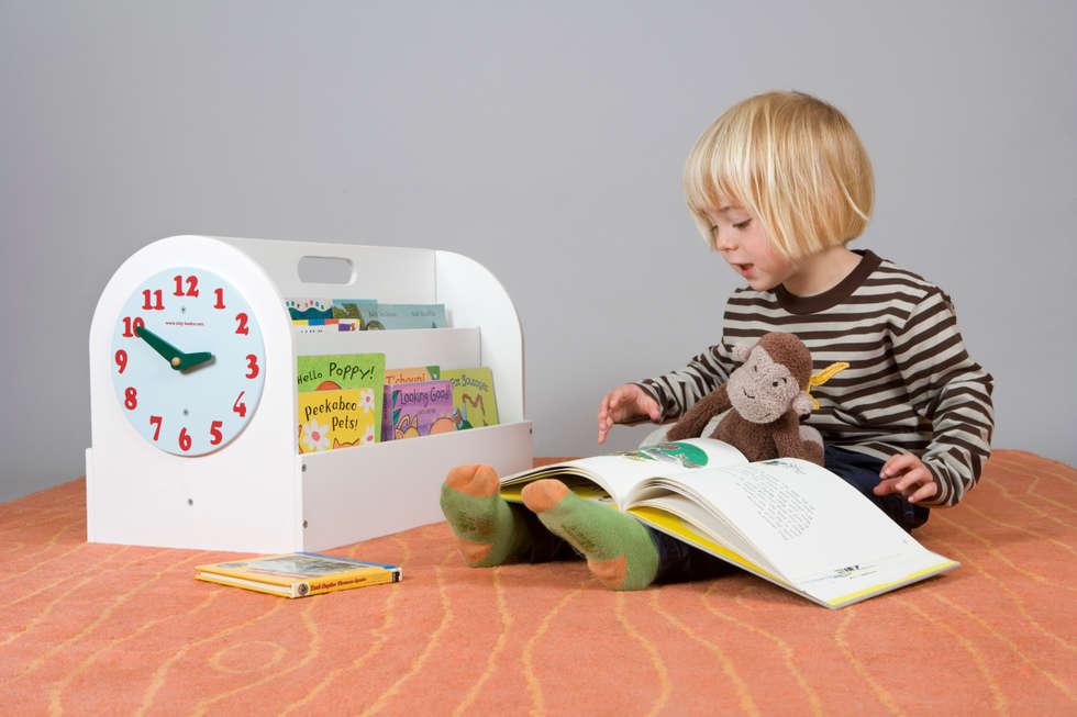 moderne Kinderzimmer von Tidy Books