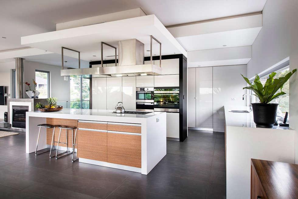 Cocinas de estilo industrial de D-Max Photography