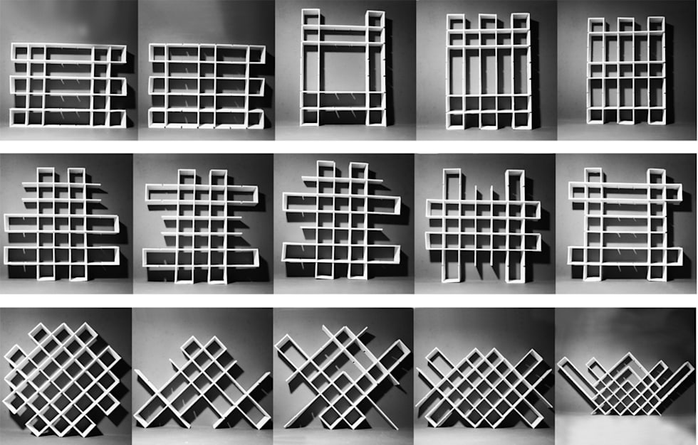 Interlocking: Bureau de style de style Industriel par Aline Brugel