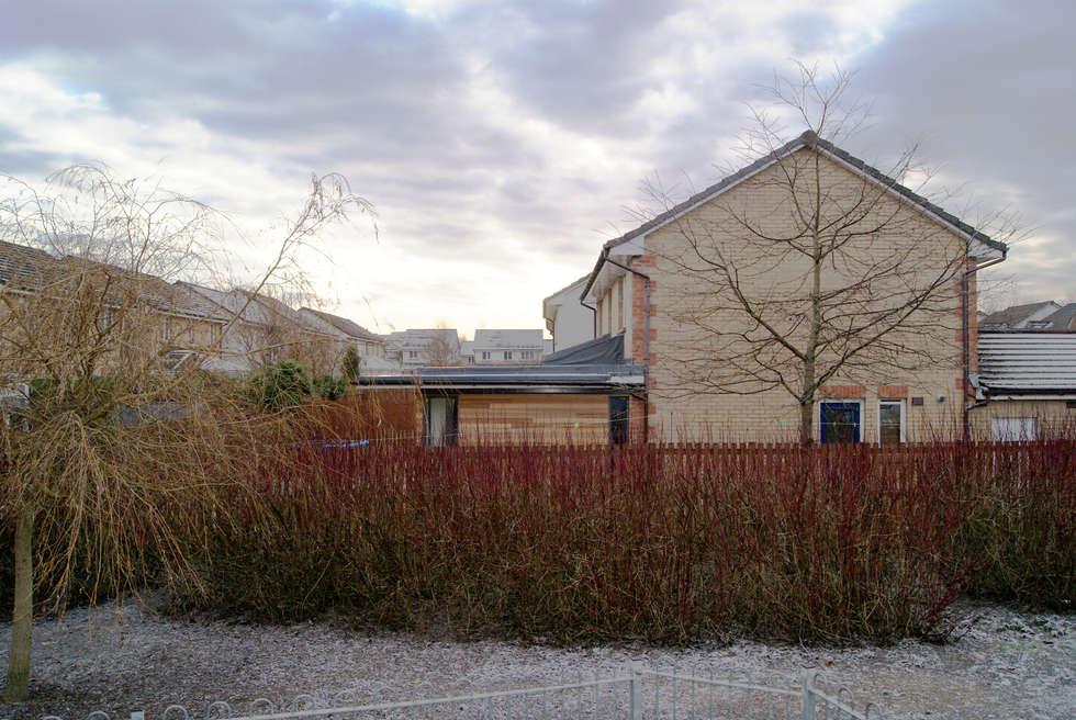 Westerlands Extension 01: modern Kitchen by George Buchanan Architects