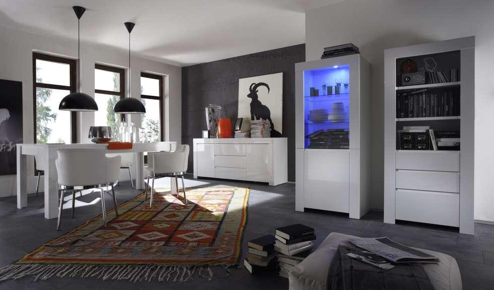 Meble MALIA: styl , w kategorii Salon zaprojektowany przez mebel4u