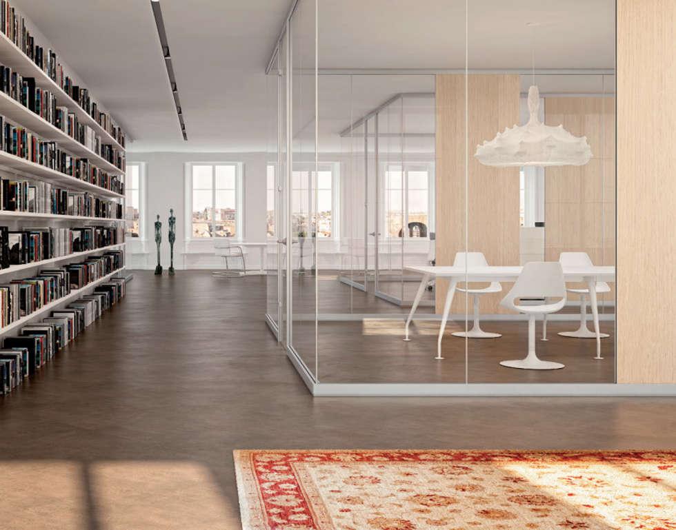 Bureaux de style  par Line Kit