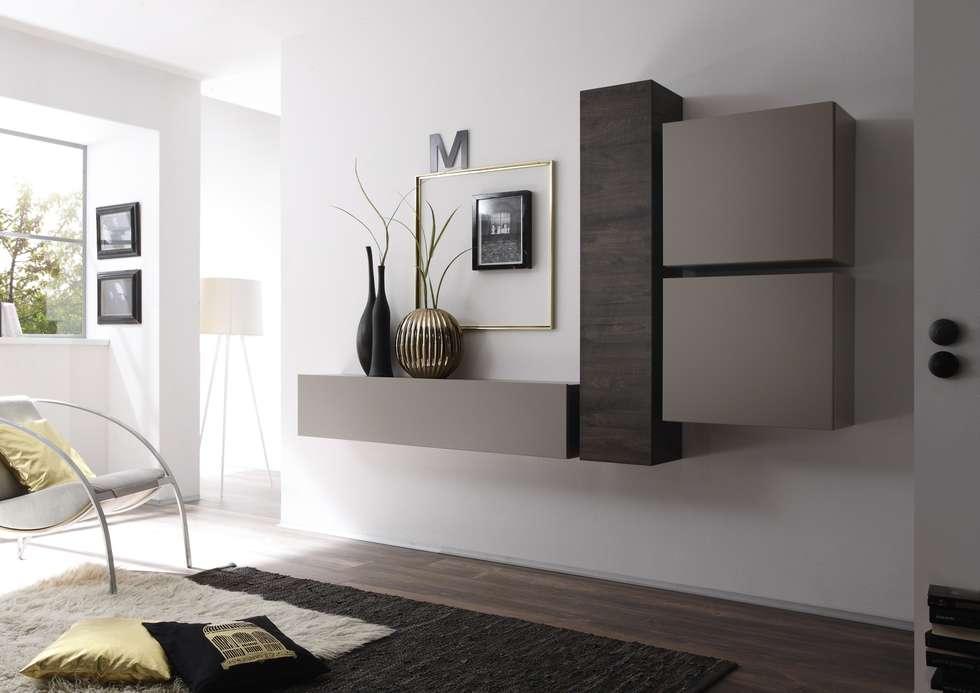 Włoskie meble SCALA : styl , w kategorii Salon zaprojektowany przez mebel4u