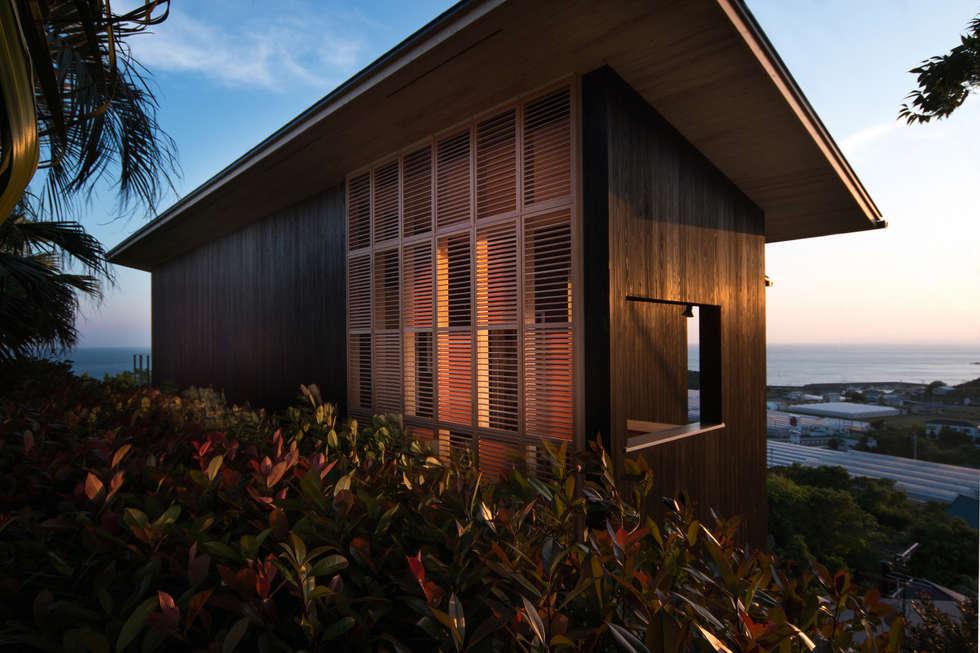 Tei 外観: キリコ設計事務所が手掛けた家です。