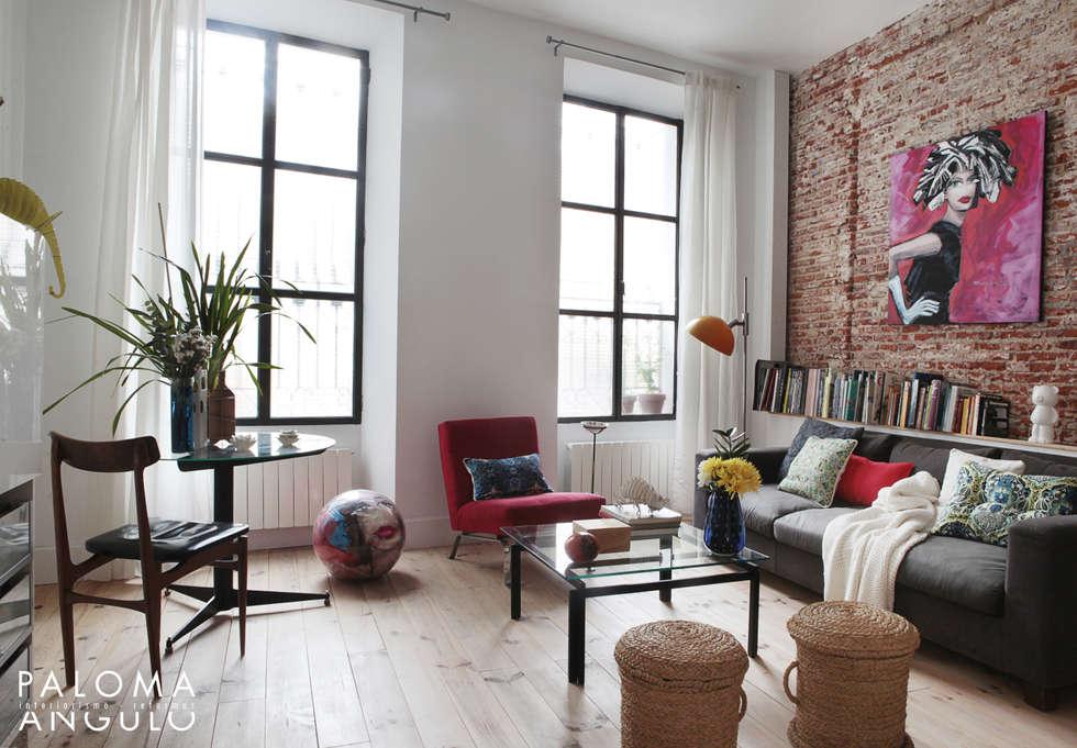 Fotos de decoraci n y dise o de interiores homify - Interiorismo de salones ...