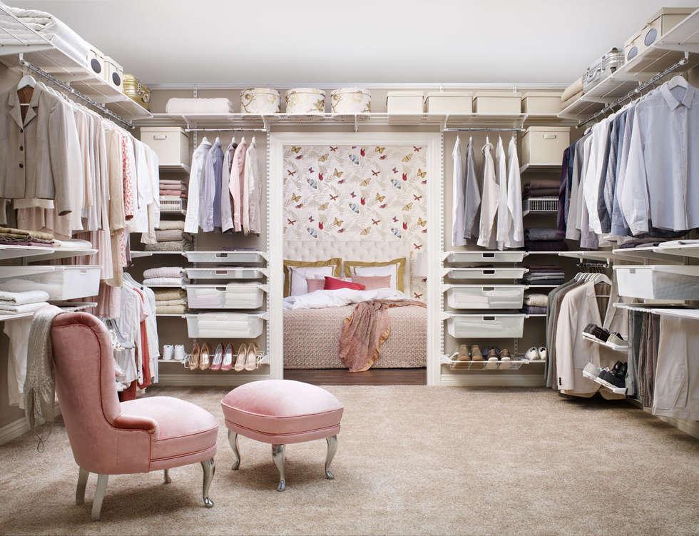 Begehbarer kleiderschrank frau traum  Wohnideen, Interior Design, Einrichtungsideen & Bilder | homify