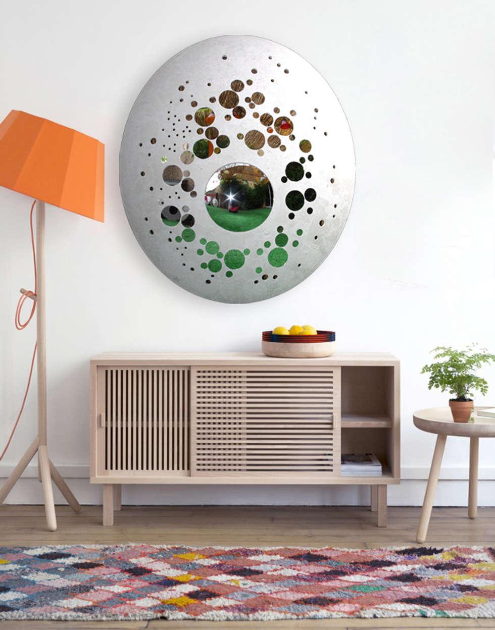 Wohnideen interior design einrichtungsideen bilder for Expression miroir aux alouettes