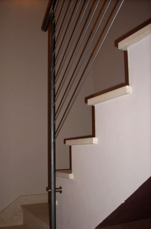 l'artigianalità del dettaglio: Ingresso & Corridoio in stile  di Eleonora Pozzi Arch Studio