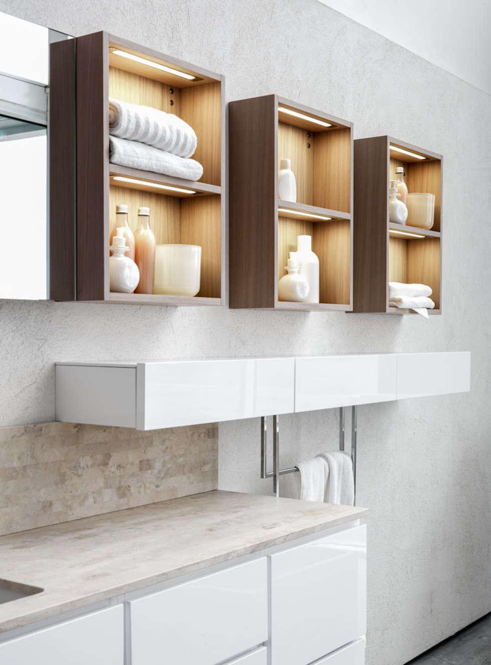 Idee arredamento casa interior design homify - Karol mobili bagno ...