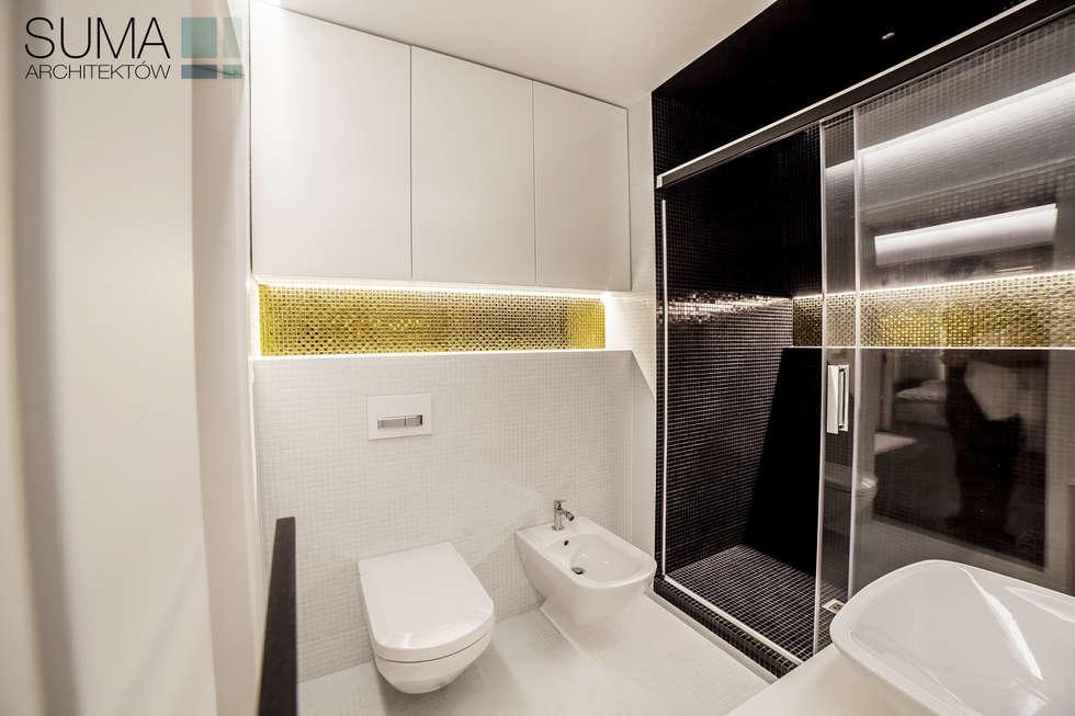 CLASSIC ONE: styl , w kategorii Łazienka zaprojektowany przez SUMA Architektów