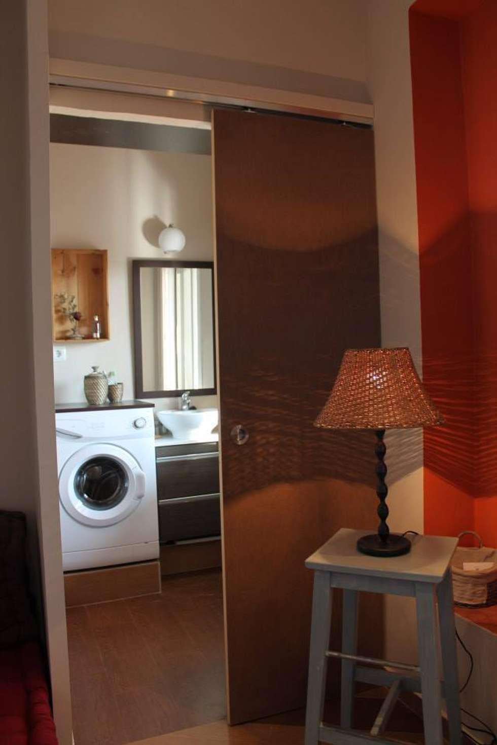 Idee arredamento casa interior design homify - Bagno con antibagno ...