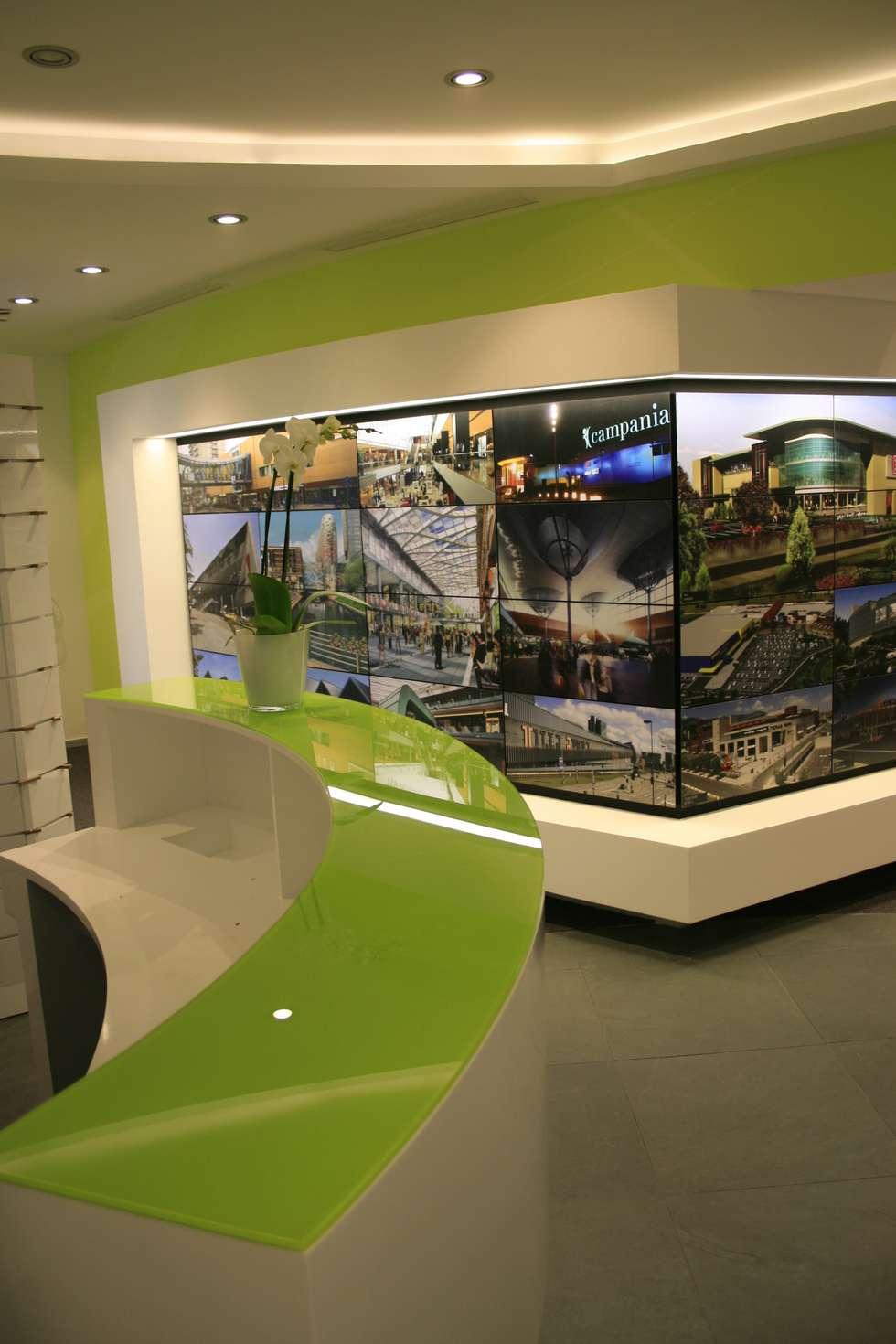 YAPIARTI MİMARLIK  – CORIO GM:  tarz Ofis Alanları
