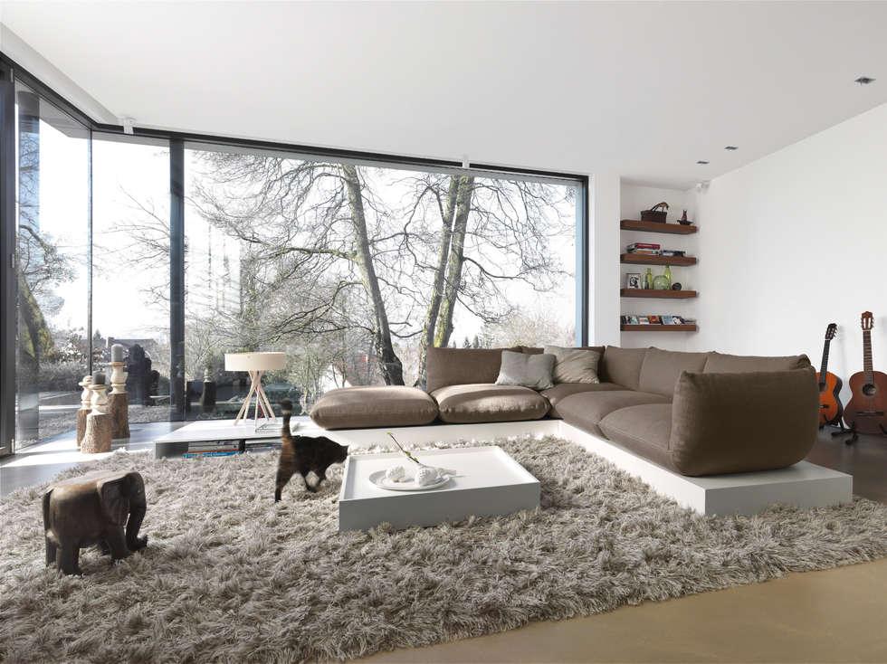 Salas de estilo clásico por STREIF Haus GmbH