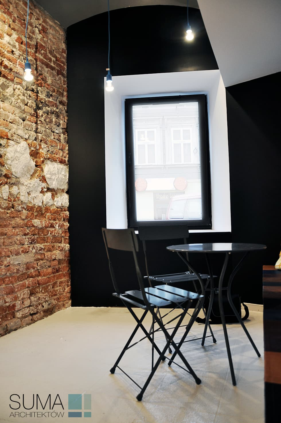 ICE ONE: styl , w kategorii Gastronomia zaprojektowany przez SUMA Architektów