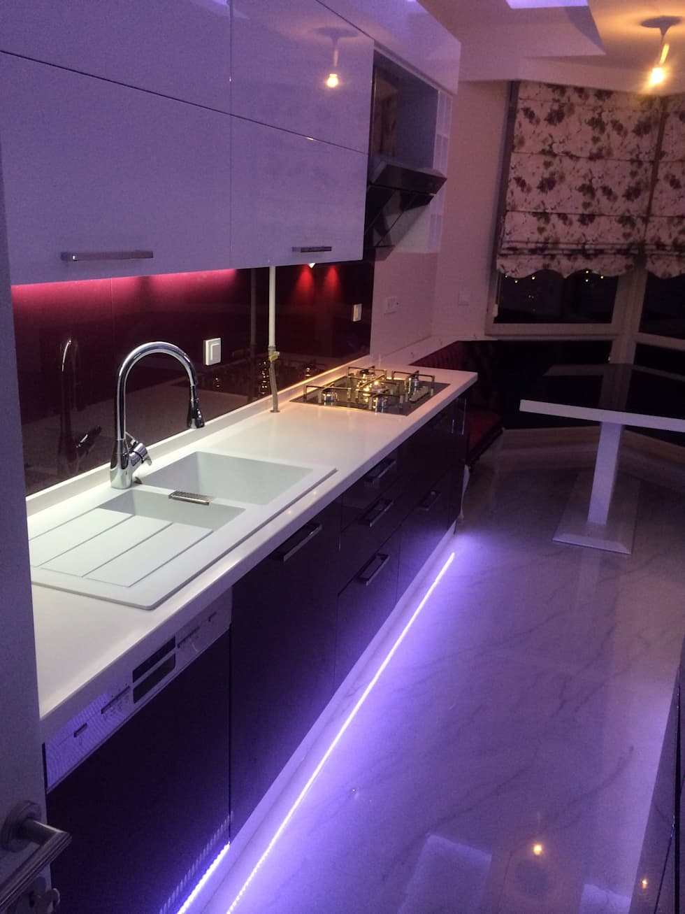 Gizem Kesten Architecture / Mimarlik – Mutfak: modern tarz Mutfak