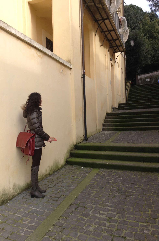 fase di misura_ analisi degli esterni: Studio in stile in stile Eclettico di Roberta Fioretti