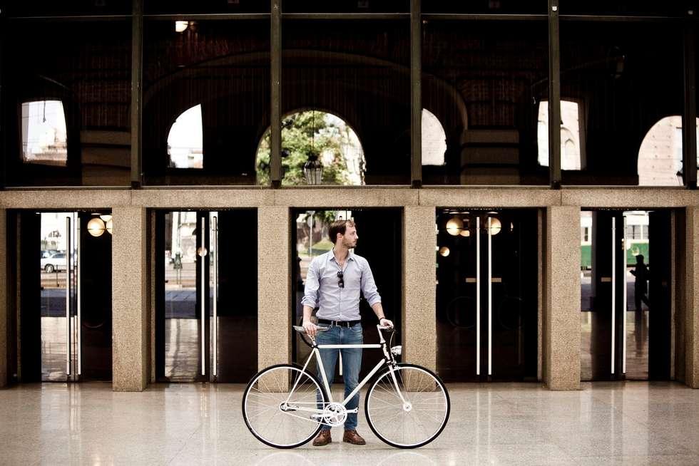 Pagani Bike 402: Musei in stile  di Pagani Bike