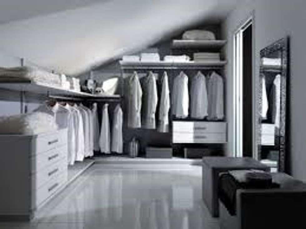 Idee arredamento casa interior design homify - Idee cabina armadio ...