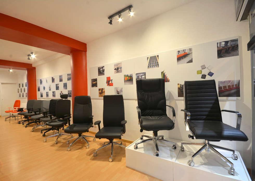 Fotos de decoraci n y dise o de interiores homify for Oficina qualitas auto barcelona