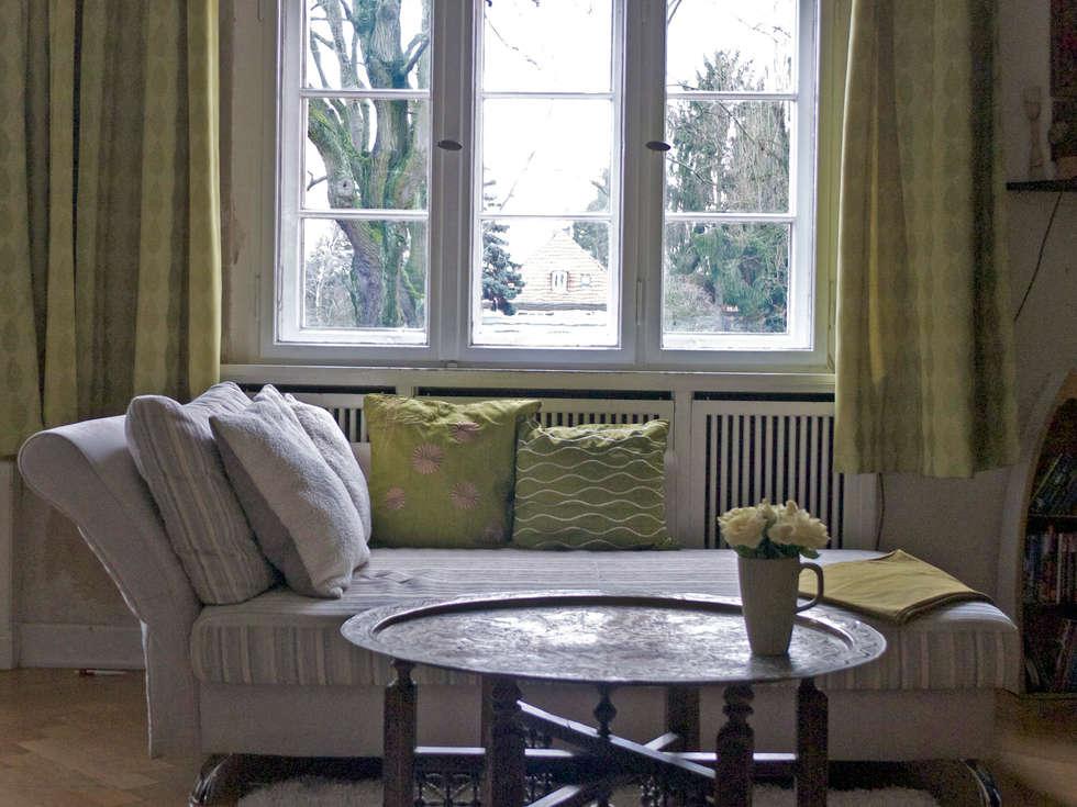 Wohnideen interior design einrichtungsideen bilder for Wohnzimmer orientalischer stil