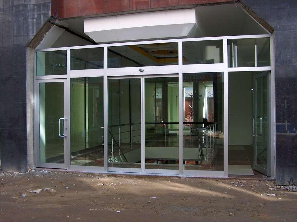 Kcc yapı dekarasyon – Fotoselli kapı:  tarz Pencere
