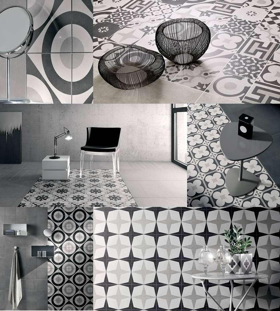 Idee arredamento casa interior design homify - Cementine bagno ...