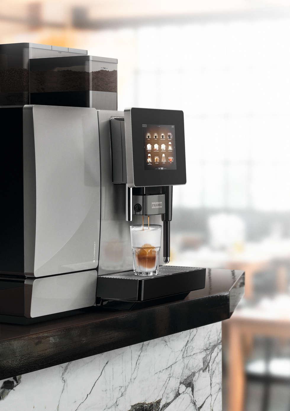 Franke Coffee Systems GmbHが手掛けたキッチン