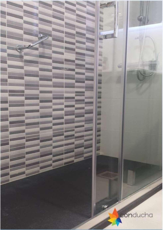 Fotos de decoraci n y dise o de interiores homify for Cambiar banera por ducha