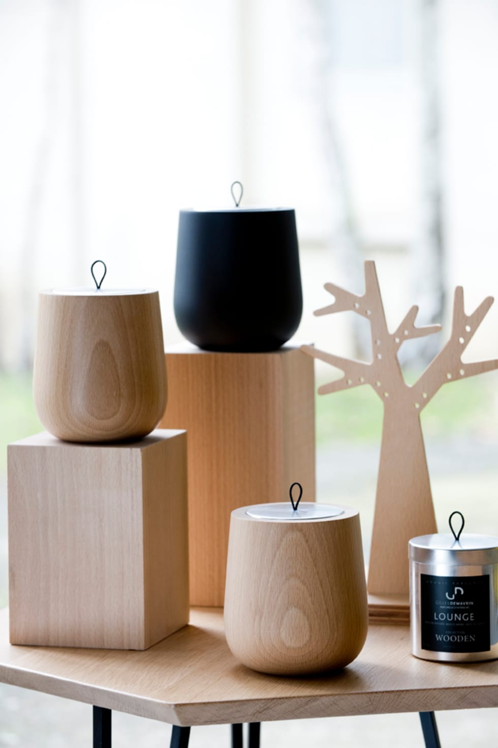 Photos de maison de style wooden la bougie parfum e sur homify - La maison de la bougie ...