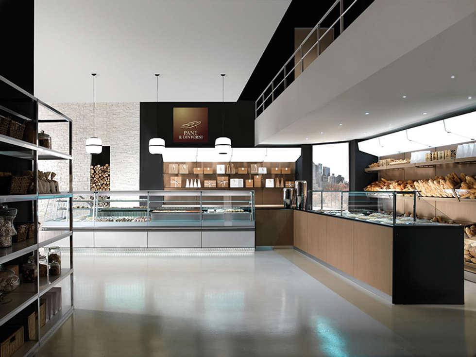 Idee arredamento casa interior design homify for Arredamento panetteria