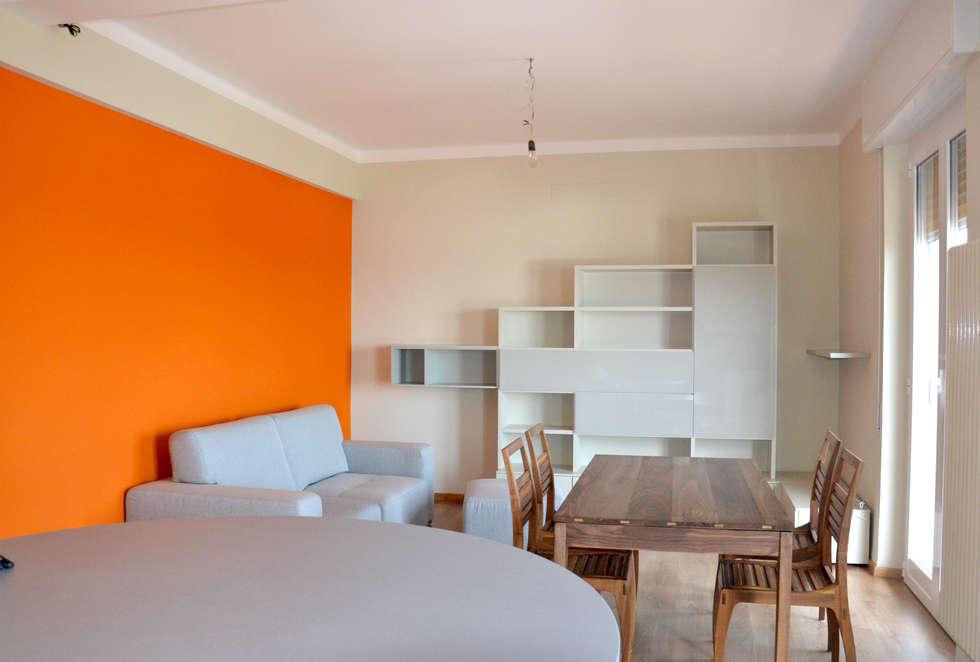 Idee arredamento casa interior design homify for Open space soggiorno cucina progetti