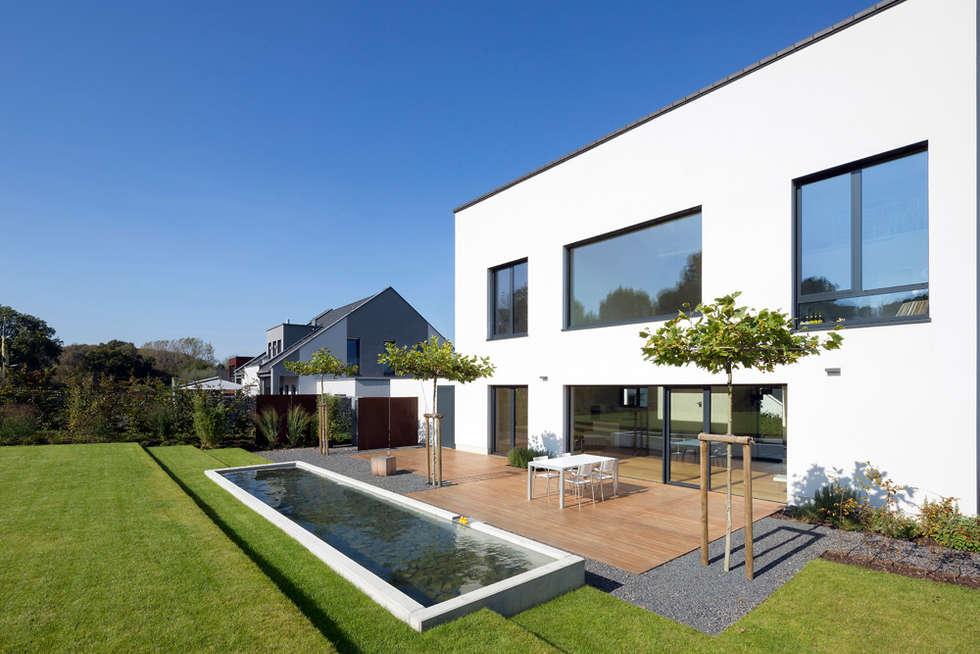 Wasserbecken Garten wohnideen interior design einrichtungsideen bilder homify
