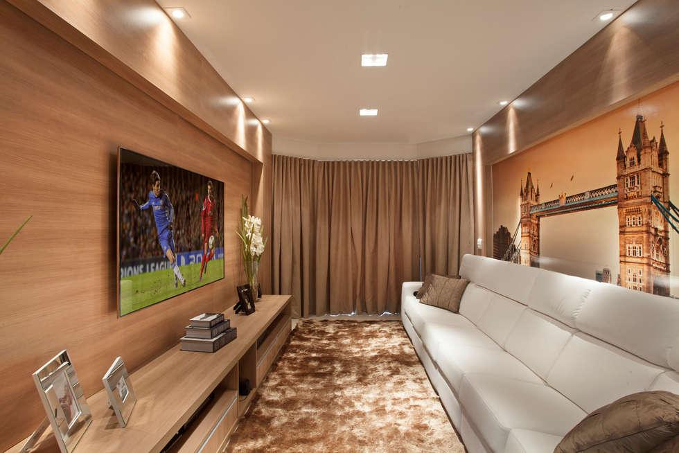 Fotos de decora o design de interiores e reformas homify for Design eco casa verde