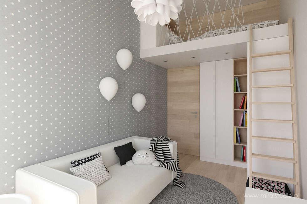 Phòng trẻ em by MIRAI STUDIO