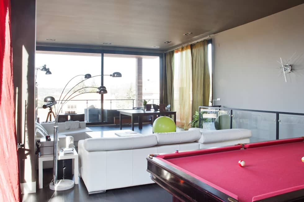 Oficinas de estilo moderno por area feng shui - Arquitectura feng shui ...