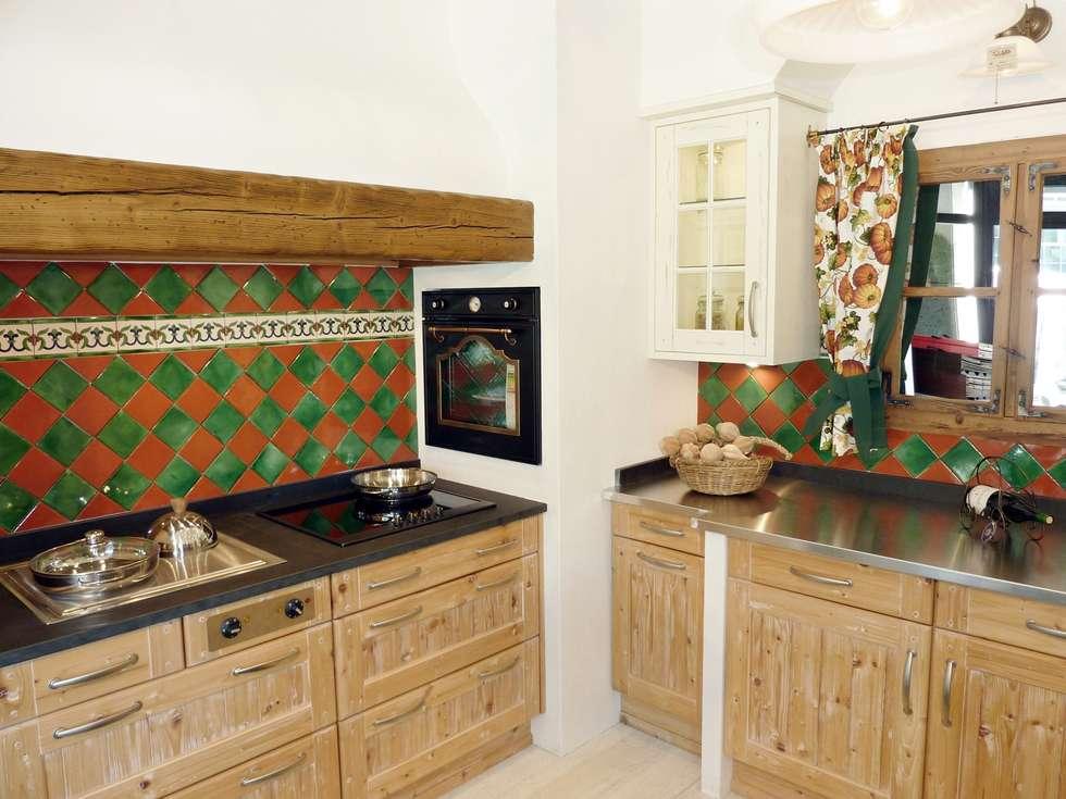 Fliesen Landhausstil wohnideen interior design einrichtungsideen bilder homify