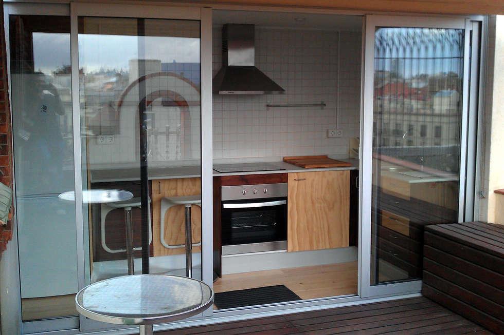 Fotos de decoraci n y dise o de interiores homify for Cocinas en terrazas