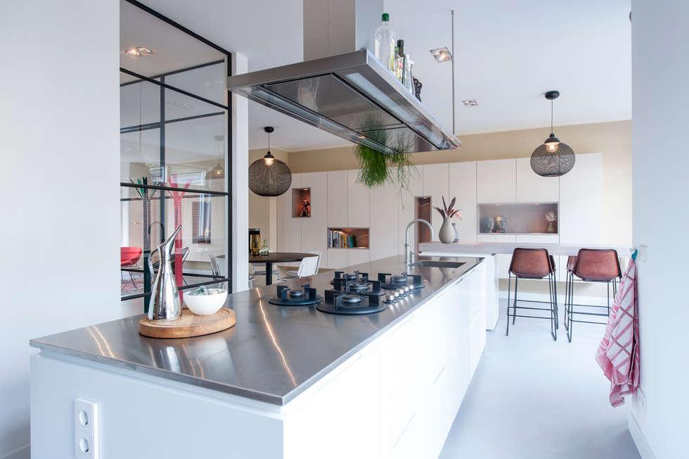 Modern inrichting keuken - Fotos van moderne keuken ...