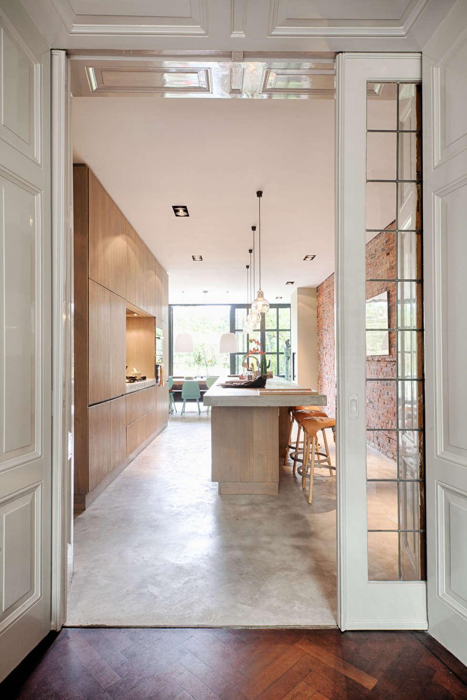 Idee n inspiratie foto 39 s van verbouwingen homify for Herenhuis interieur