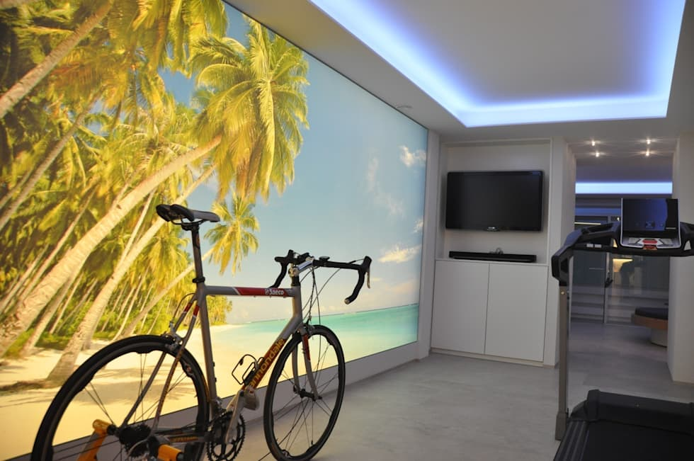 Wohnideen interior design einrichtungsideen bilder for Keller wandfarbe
