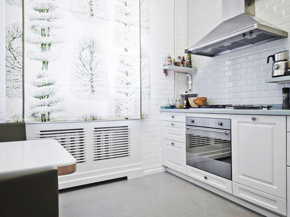 Квартира на Университетском: Кухни в . Автор – Owner /designer