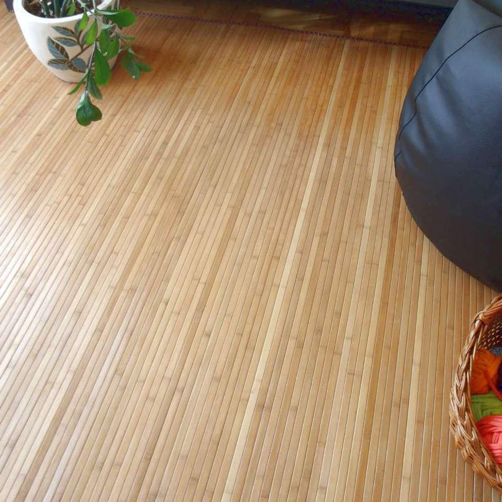 Im genes de decoraci n y dise o de interiores homify - Alfombras de bambu a medida ...