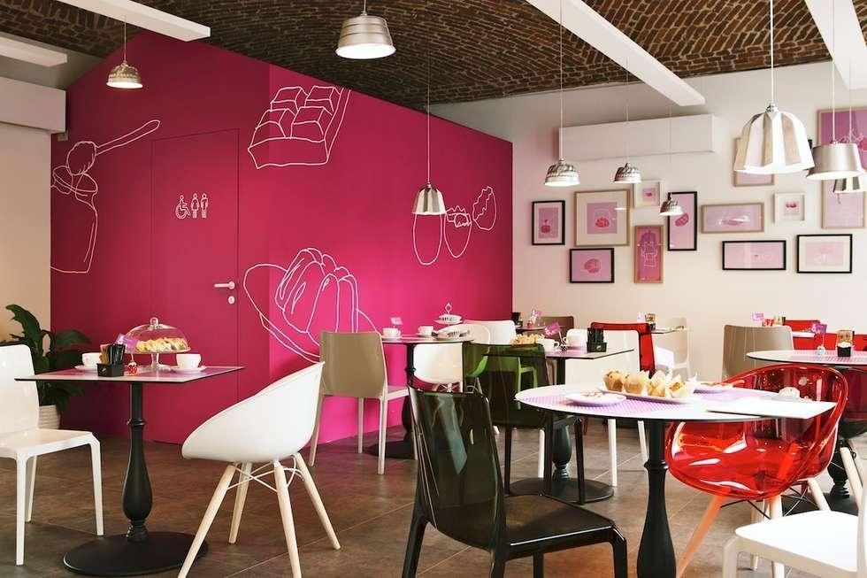 MG2 Architetture – Interior – Zuccheranto: Bar & Club in stile  di mg2 architetture