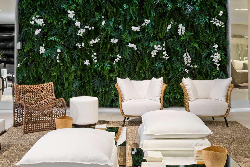 Artefacto Jardim Anália Franco 04: Lojas e imóveis comerciais  por GreenWall Ceramic