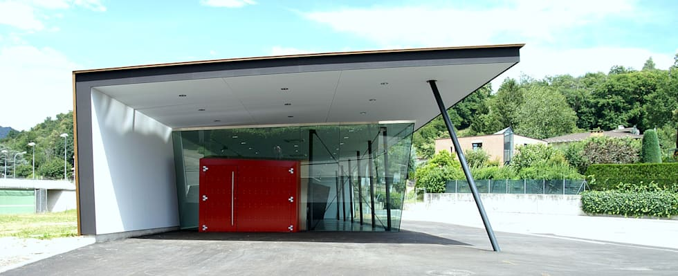 Idee arredamento casa interior design homify for Design semplice del garage